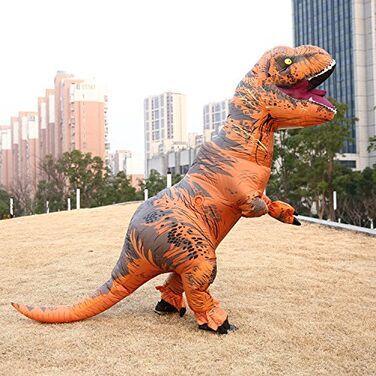 Ростовые костюмы Надувной костюм динозавра Рекса напрокат | Аренда и прокат – Санкт-Петербург