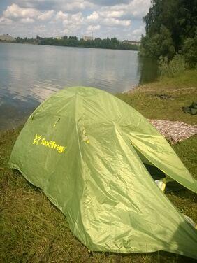 Палатки/тенты Saxifraga Sunset 2 напрокат | Аренда и прокат – Бийск