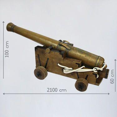 Скульптуры Пушка Флибустьеры моря напрокат | Аренда и прокат – Москва
