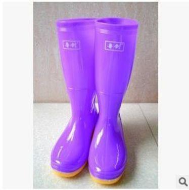 Обувь Резиновые сапоги фиолетовые женские напрокат | Аренда и прокат – Москва