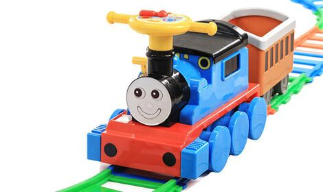 Игрушки Поезд «Томас» электромобиль  напрокат | Аренда и прокат – Москва