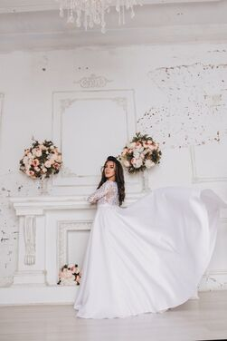 Платья свадебное платье Жасмин напрокат | Аренда и прокат – Нижний Новгород