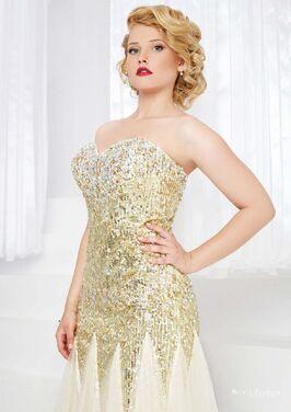 Платья Вечернее платье GoldGlamour напрокат | Аренда и прокат – Санкт-Петербург