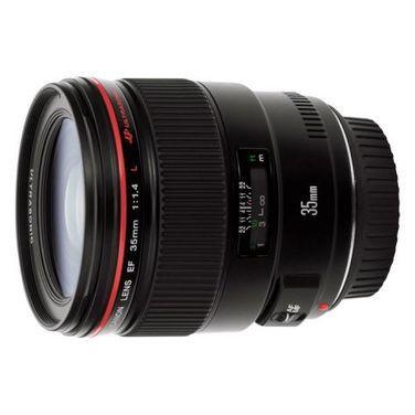 Фотообъективы Canon EF 35 mm f/1.4 L USM напрокат   Аренда и прокат – Екатеринбург