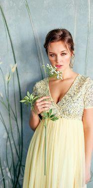 Платья Желтое платье  напрокат | Аренда и прокат – Санкт-Петербург