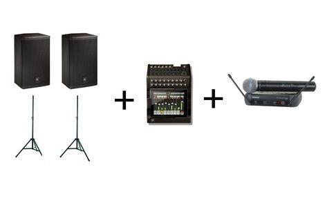 Другое Комплект звука для мероприятий напрокат | Аренда и прокат – Москва