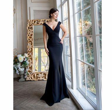 Платья Платье Gloria Black напрокат | Аренда и прокат – Москва