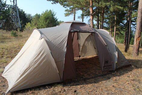 Палатки/тенты Nordway Twin Sky 4 Basic напрокат | Аренда и прокат – Бийск
