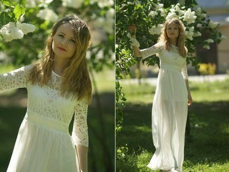 Платья Белое платье в пол напрокат | Аренда и прокат – Санкт-Петербург