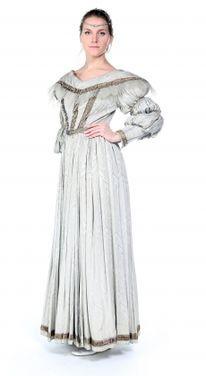 Исторические костюмы Платье историческое с отделкой напрокат | Аренда и прокат – Москва