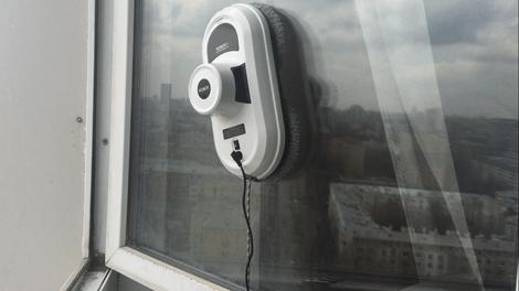Роботы-мойщики Hobot мойщик окон напрокат | Аренда и прокат – Москва