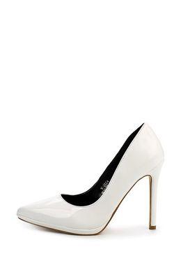 Обувь Белые лаковые свадебные туфли  напрокат   Аренда и прокат – Екатеринбург