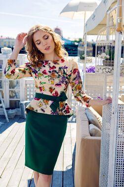 Костюмы костюм с цветочной блузой напрокат | Аренда и прокат – Санкт-Петербург