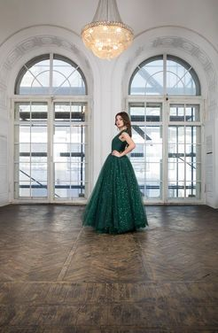 Платья Платье Emerald queen напрокат | Аренда и прокат – Москва