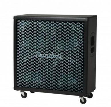 Бэклайн Гитарный кабинет Randall 4x12 напрокат | Аренда и прокат – Москва
