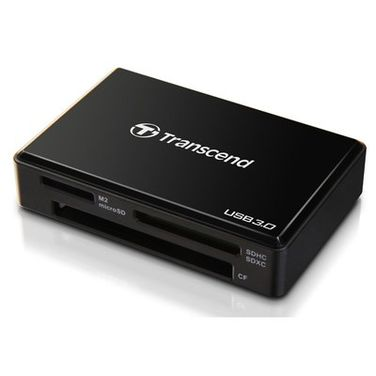 Носители данных и карты памяти Картридер Transcend USB3.0 All-in-1 напрокат | Аренда и прокат – Санкт-Петербург
