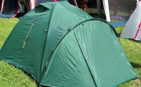 Палатки/тенты Палатка Canadian Camper KARIBU 3  напрокат   Аренда и прокат – Москва