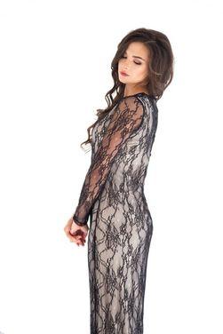 Платья Длинное кружевное платье (Италия) напрокат | Аренда и прокат – Санкт-Петербург