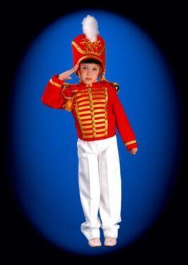 Исторические костюмы Детский костюм Гусар напрокат   Аренда и прокат – Санкт-Петербург