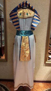 Исторические костюмы Фараон Египетский напрокат | Аренда и прокат – Санкт-Петербург