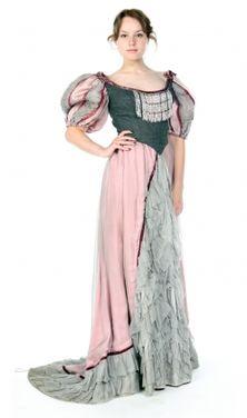 Исторические костюмы Платье историческое конца 18 века напрокат   Аренда и прокат – Москва