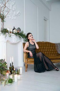 Платья Черное вечернее платье напрокат | Аренда и прокат – Москва