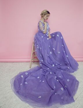 Платья Платье Лаванда напрокат | Аренда и прокат – Москва