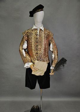 Исторические костюмы Костюм Италии эпохи Возрождения напрокат | Аренда и прокат – Москва