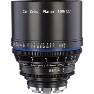 Фотообъективы ZEISS COMPACT PRIME CP.2, PL  T2.1 напрокат | Аренда и прокат – Москва