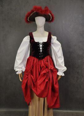 Пираты и пиратки Девушка пиратка напрокат | Аренда и прокат – Москва