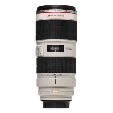 Фотообъективы Canon EF 70-200mm f/2.8 L IS II USM напрокат | Аренда и прокат – Санкт-Петербург