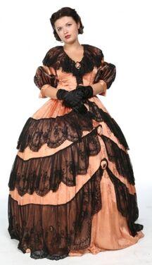 Исторические костюмы Платье историческое бальное напрокат | Аренда и прокат – Москва