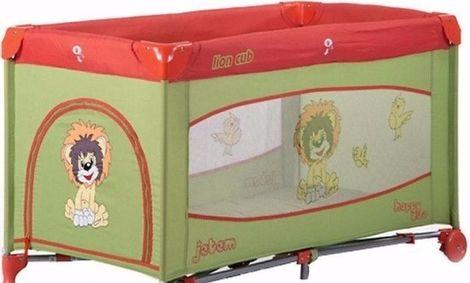 Кроватки и манежи Манеж-кровать Jetem C3 Lion напрокат | Аренда и прокат – Санкт-Петербург