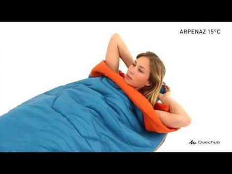 Спальные мешки спальный мешок Quechua light напрокат | Аренда и прокат – Москва