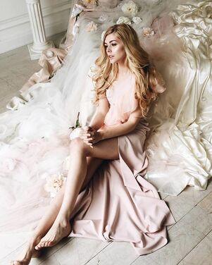 Платья Брендовое платье для фотосессии напрокат | Аренда и прокат – Москва
