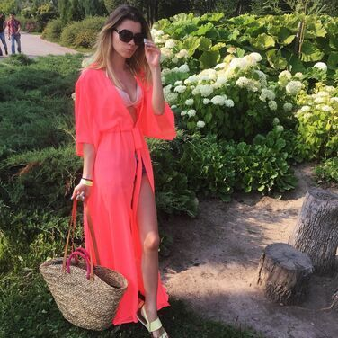 Пляжная одежда Туника BY JULIA GARNI напрокат | Аренда и прокат – Москва