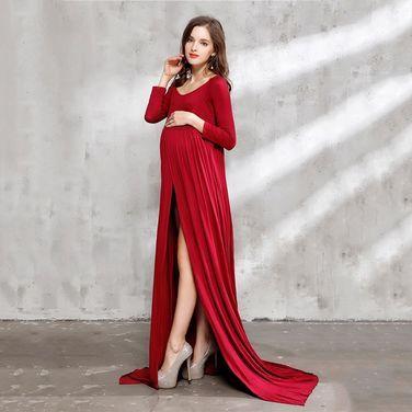 Платья Красное макси для мам напрокат | Аренда и прокат – Майкоп