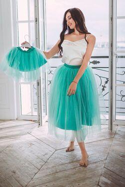 Юбки фатиновая юбка пачка мама дочка напрокат | Аренда и прокат – Санкт-Петербург