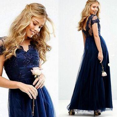 Платья Вечернее элегантное платье Chi Chi напрокат | Аренда и прокат – Москва