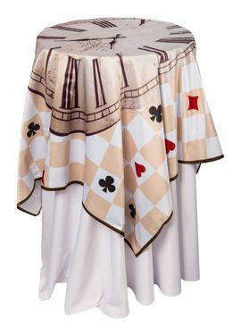 Другой текстиль Наперон «Антуриум» напрокат | Аренда и прокат – Москва