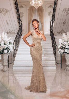Платья Вечернее платье JOVANI JVN006 напрокат | Аренда и прокат – Москва