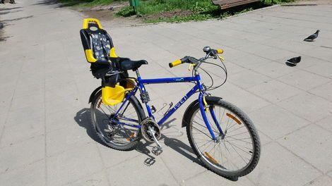 Велосипеды Твел Vitiaz с креслом напрокат | Аренда и прокат – Москва