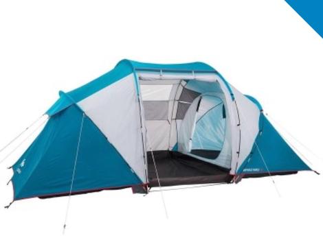 Палатки/тенты Палатка 4х местная с 2 комнатами напрокат | Аренда и прокат – Москва