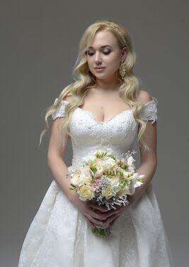 Платья Свадебное платье Милена 234 напрокат   Аренда и прокат – Москва