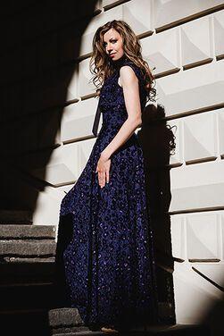 Платья Karen Millen Purple Evening Dress N напрокат | Аренда и прокат – Краснодар