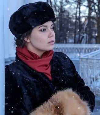 Верхняя одежда Шуба мутоновая  для фотосессий  напрокат | Аренда и прокат – Санкт-Петербург