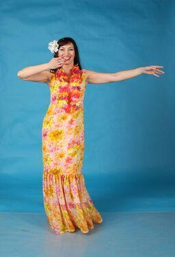 Танцевальные костюмы Гавайский костюм напрокат   Аренда и прокат – Санкт-Петербург