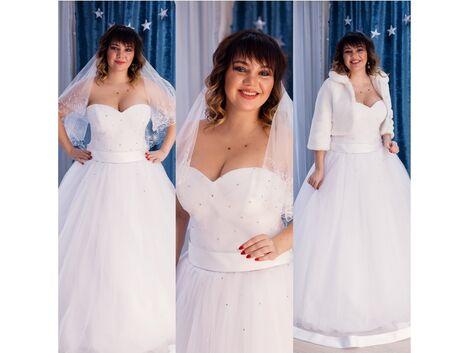 Платья Шикарное пышное свадебное платье  напрокат | Аренда и прокат – Москва