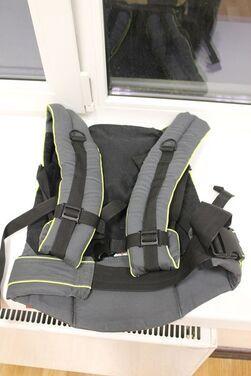 Переноски Эрго-рюкзак MB-design серый напрокат   Аренда и прокат – Санкт-Петербург