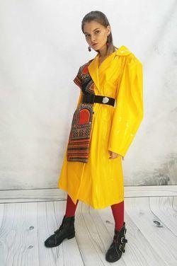 Верхняя одежда Лаковый тренч + платок напрокат | Аренда и прокат – Москва